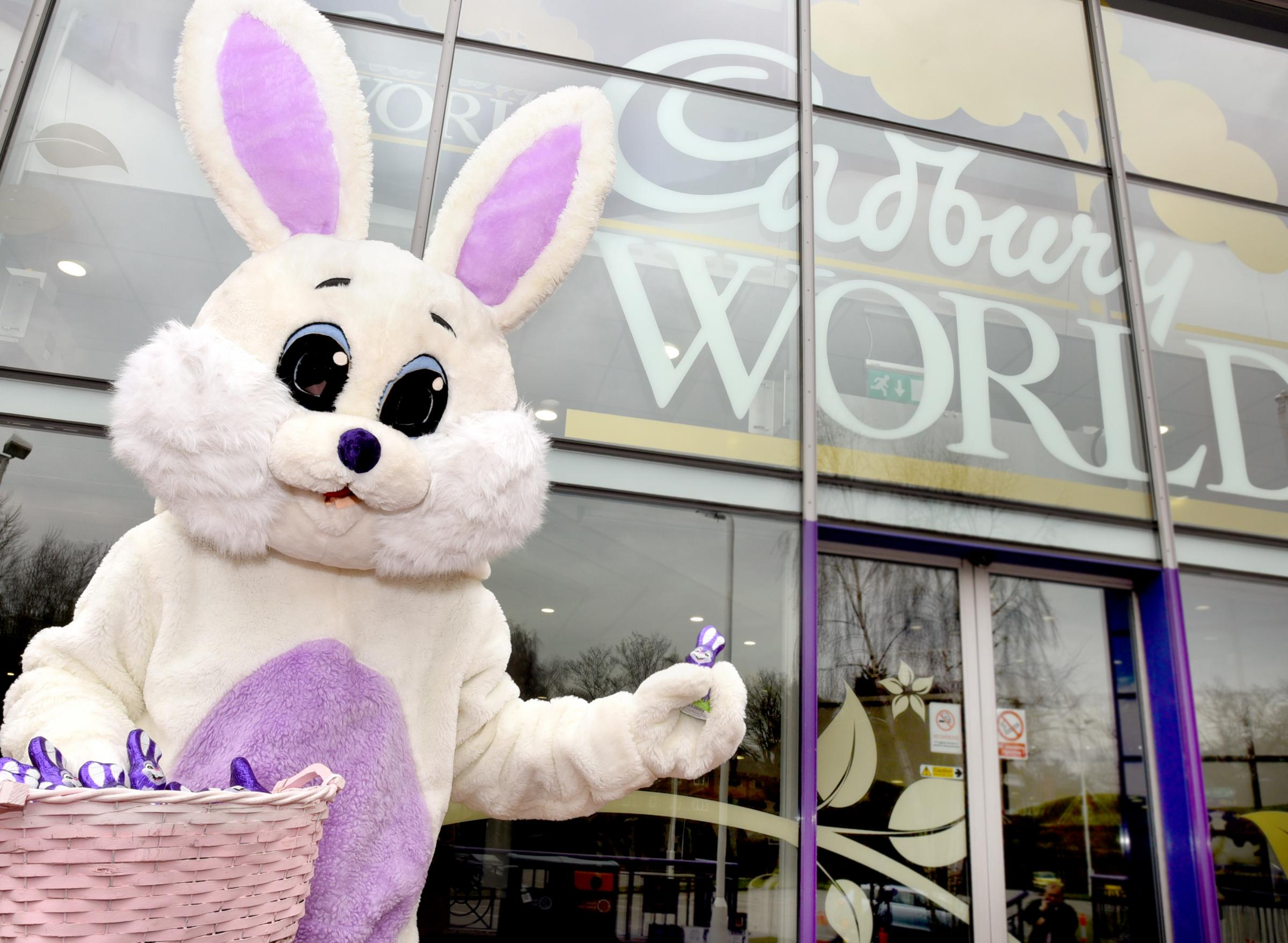 Easter is the obvious time to visit Cadbury World and the surrounding Bourneville area on the south of Birmingham