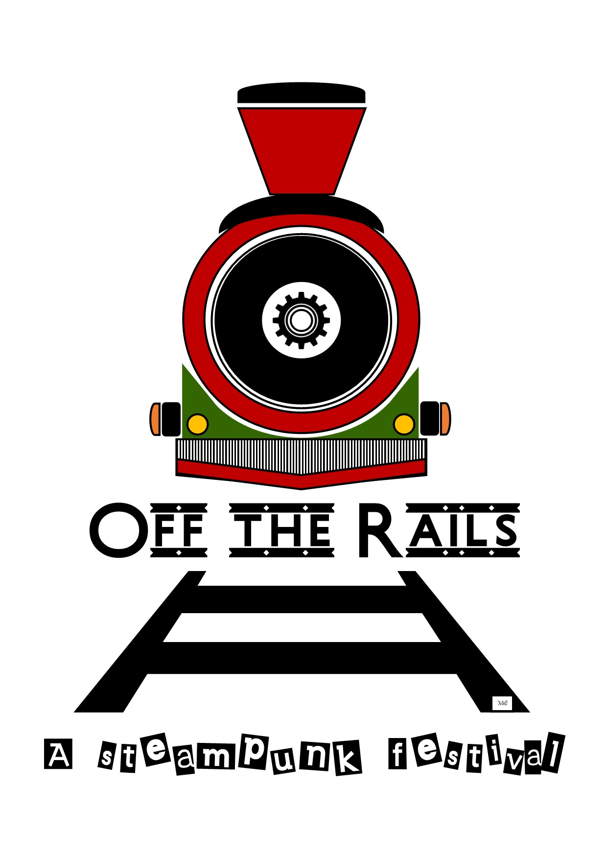 Off the Rails: A Steampunk Weekend