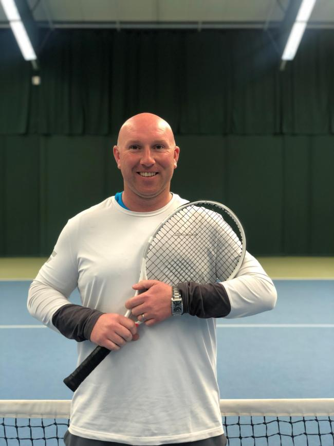 Jon Maskens won coach of the year for the LTA East region