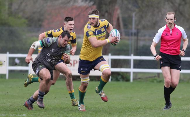 Henley Hawks captain Sam Lunnon returns to face Bury St EdmundsPicture: Steve Karpa