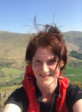 Claire Evans, from Carterton, will climb Mount Kilimanjaro