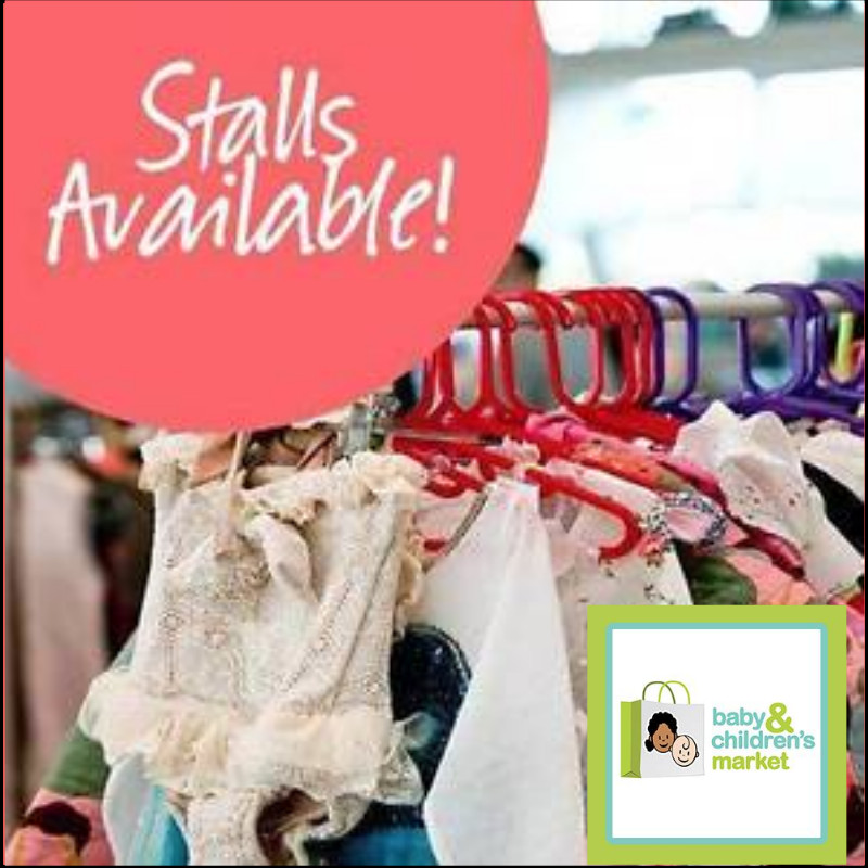 Baby and Children's Market: Pre-loved Sale
